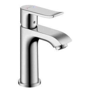 Mitigeur de lavabo Hansgrohé metris 110