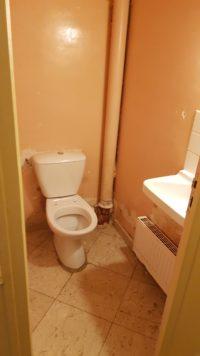 Ancien toilette