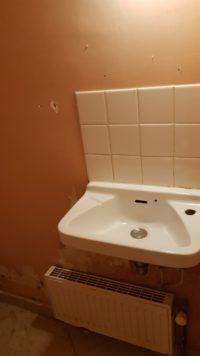 Ancien lavabo