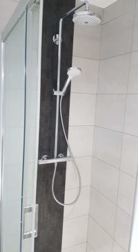 Showerpipe Hansgrohé Croma Select S180